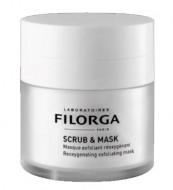Маска отшелушивающая оксигенирующая Filorga Scrub & Mask 55 мл
